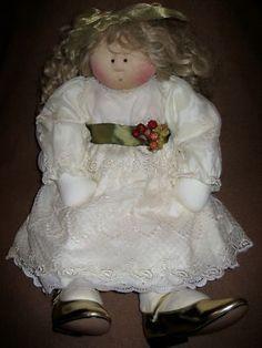 """LITTLE SOULS Doll 24"""" by Gretchen Wilson BRIGITTE 1998"""