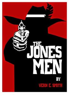 **Giveaway** Showcase - Book Blast The Jones Men by Vern Smith 40th Anniversary - Partners In Crime Blog Tours