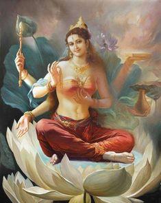 Mahāśāntitārā - Tārā of Great Peace