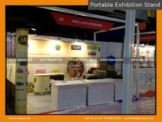 Portable Exhibition Kit : Portable exhibition kit in mumbai पोर्टेबल