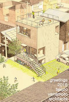 Takuro Yamamoto Architects Blog