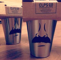 Our Mustache 4-Packs are stacked and ready to go! Which one is your style.. Frenchie? Swanson? Hipster?