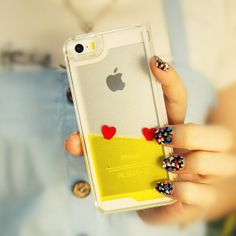 My Personal Water Tank Floating Hearts iPhone 5/5s by Fashion9shop, $9.99
