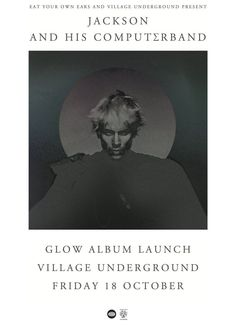 Jackson & His Computer Band | Village Underground | London | https://beatguide.me/london/event/village-underground-jackson-his-computer-band-album-launch-20131018