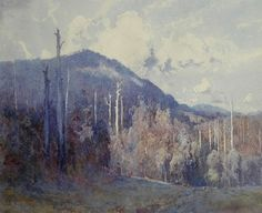 Art market auction sales from the to 2020 for 648 works by artist Theodore Penleigh Boyd and values for over other Australian and New Zealand artists. Watercolor Trees, Watercolor Landscape, Landscape Paintings, Watercolor Paintings, Watercolour, Landscapes, Australian Painting, Australian Artists, Watercolor Techniques