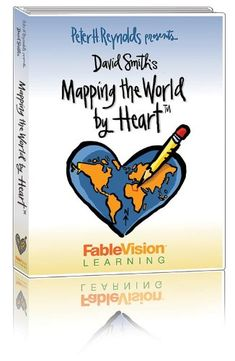 Mapping the World by Heart: David J. Smith, Julia A. Young, Peter H. Reynolds: 9781891405655: Amazon.com: Books