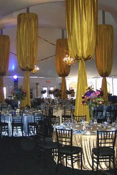 decorating tent poles for wedding - Yahoo Image Search Results & Virginia Wedding Inspiration from Beehive Events + Jen Fariello ...