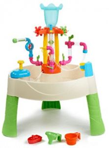 Superb Little Tikes Fountain Factory Water Table Now at Smyths Toys UK. Shop for Little Tikes Outdoor At Great Prices. Free Home Delivery for orders over Best Water Table, Water Table Toy, Toddler Water Table, Sand And Water Table, Little Tikes Water Table, Water Activity Table, Water Toys, Water Play, Water Games