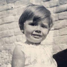 Audrey Hepburn in 1930. Copyrights @thedottis on instagram.