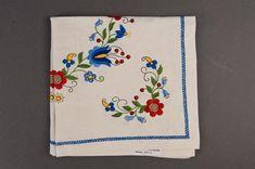 Haft kaszubski //  Kashubian embroidery