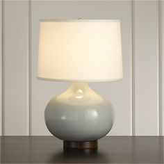 Merie Table Lamp   Crate and Barrel