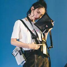 Bolsa transversal Street Trends, Shoulder Bag, Women, Fashion, Bag, Moda, Fashion Styles, Shoulder Bags, Fashion Illustrations