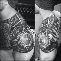 ideas about Aztec Tribal Tattoos on Pinterest | Aztec Tattoo Designs ...