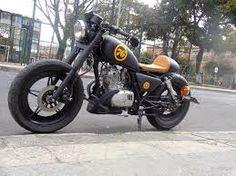 Suzuki Gn (intruder) 125 Cafe Racer