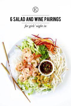 6 Healthy Salad and