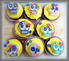 Dia de los Muertos Inspiration - 25 Brilliant Sugar Skull Ideas!