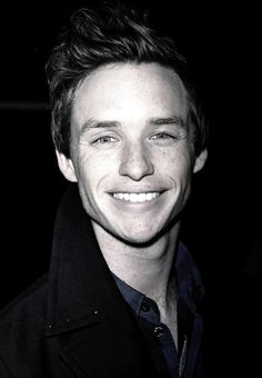 Eddie Redmayne - Soon to be one of our best actors - keep an eye out.  Loved him in Pillars Of The Earth