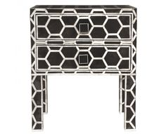 Honeycomb Bedside Table - Furniture | Weylandts South Africa