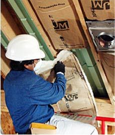 if you have year-round plans for your garage, insulation makes it