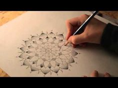 Mandala Speed drawing (@tattooartbylisa)