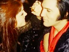 Mr. & Mrs. Presley Elvis Presley Memories, Elvis Presley Priscilla, Elvis Presley Family, Elvis Presley Photos, Family Photo Album, Always On My Mind, Andrew Lincoln, Lisa Marie, Graceland