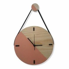 Homemade Crafts, Diy Home Crafts, Diy Mobile, Jenga Diy, Handmade Wall Clocks, Wooden Door Signs, Thanksgiving Diy, Diy Clock, Wood Clocks