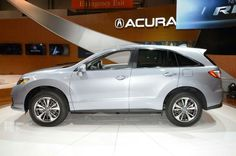 Acura RDX 2016 Silver