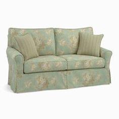 Libby Slipcovered Furniture Four Seasons Slipcovers Cottage White Houses