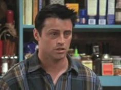 Video:youtube.The Best of Joey Tribbiani.    Some of the funniest moments in Friends with our good friend Matt    I do not own any of these clips and all rights go to NBC, WB, Nickelodeon, and TBS