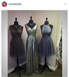 #Bridesmaids #BridesmaidDress #Wedding #Engaged #Bridal #WeddingParty #WeddingPlanning #Sequins #SequinBridesmaid #Metallic #Lace #Tulle
