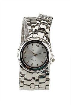 Wraparound watch