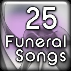 This page will help you search for the perfect funeral song(s). It's difficult to say goodbye to a precious loved one. While searching for songs,...