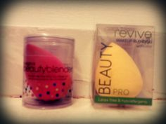 Bought a Revive beauty blender at TJMaxx for $5 and it was money well spent. Love how my foundation goes on!