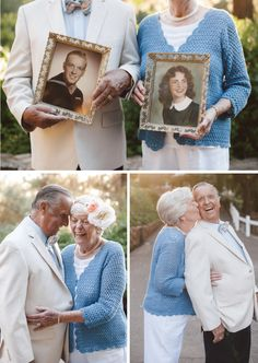 Here& What A Half Century Of Love Really Looks Like :: relationship goals :: Older Couple Poses, Older Couples, Couple Posing, Wedding Anniversary Photos, Anniversary Photography, 50th Anniversary, Old Couple Photography, Friend Photography, Maternity Photography