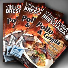 printed by Euroteam: Rivista Vini e Cucina Bresciana