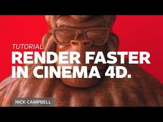 Speed Up The Cinema 4D Physical Render By Removing The Color Channel!   Greyscalegorilla