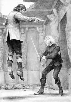 Time of Contempt Illustrations by Denis Gordeev The Witcher Story, The Witcher Books, The Witcher Geralt, Witcher Art, Fantasy Concept Art, Fantasy Art, Book Illustration, Illustration Pictures, Fantasy Inspiration