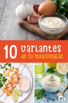 Discover recipes, home ideas, style inspiration and other ideas to try. Aioli Sauce, Saveur Recipes, Clam Recipes, Sauce Rouille, Fit Girls Guide Recipes, Aoili Recipe, Sauce Cocktail, Medifast Recipes, Food Recipes