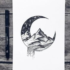 Easy drawings, ink pen drawings, doodle drawings, tattoo sketches, doodle a Dotted Drawings, Cool Art Drawings, Pencil Art Drawings, Doodle Drawings, Art Drawings Sketches, Easy Drawings, Doodle Art, Tattoo Sketches, Logo Sketches