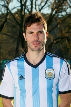 Jugadores de la selección Argentina Mundial Brasil 2014 - José María Basanta