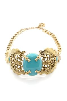 This choker is gorgeous! And could go with everything from jeans to that little black dress! Love!