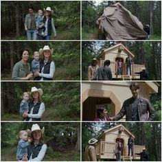 Enlarge image to see full image Heartland Season 10, Amy And Ty Heartland, Heartland Quotes, Heartland Ranch, Heartland Tv Show, Spencer Twin, Ty E Amy, Baby Mine, Strong Family
