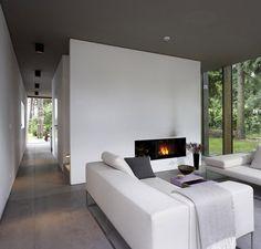 Minimumhouse by Scheidt Kasprusch Architekten interiors