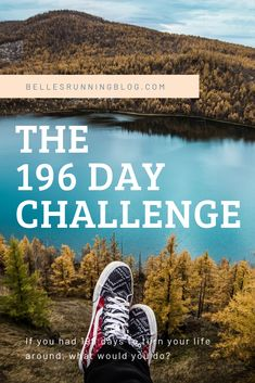 The 196 Day Challenge! What can you achieve in 196 days? Here's what I'm doing to kick start my running, lose some weight and learn a language. Set your short term goals and work on them daily to reach them. Half Marathon Running Plan, Beginner Half Marathon Training, Running Plan For Beginners, Cross Training For Runners, Motivation Background, Fitness Goals For Women, Running Challenge, Turn Your Life Around, 19 Days