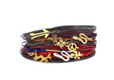 Cord Bracelets, Jewelry Design, Designer Jewelry, Dior, Jewels, Accessories, Handmade Jewellery, Cords, Contemporary