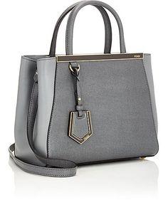13d9cb7d47d5 Fendi 2Jours Petite Tote - Tote Bags - 503304995 Pandora Bag
