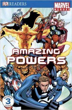 Marvel Heroes: Amazing Powers (DK Readers: Level 3): Amazon.co.uk: Catherine Saunders: 9781436434966: Books