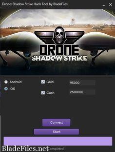 Drone Shadow Strike Hack Tool
