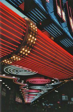 Ernst Haas: Las Vegas, c.1975.