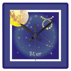 Stier 21. April bis 20. Mai Uhr 21 Mars, September, Avril, Clock, La Luna, Aquarius, Taurus, Aries, Merman